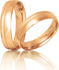 White Gold Wedding Rings S36 Stergiadis - Goldy Jewelry Store