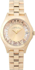 Marc Jacobs MBM3292 Henry Gold Stainless Steel Bracelet - Κοσμηματοπωλείο Goldy