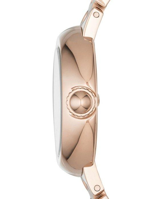 Marc Jacobs MJ3466 Courtney Rose Gold Stainless Steel Bracelet - Κοσμηματοπωλείο Goldy