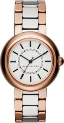 Marc Jacobs MJ3507 Courtney Two Tone Stainless Steel Bracelet - Κοσμηματοπωλείο Goldy