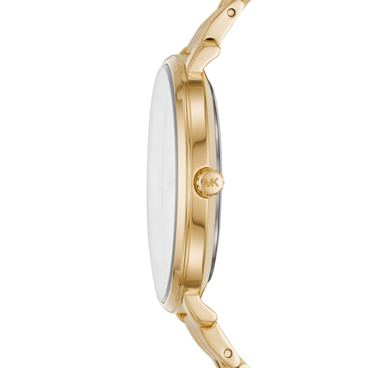 Michael Kors MK3898 Pyper Crystals Gold Stainless Steel Watch - Κοσμηματοπωλείο Goldy