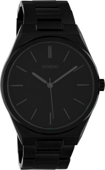 OOZOO C10339 40MM Timepieces Black Stainless Steel Bracelet - Κοσμηματοπωλείο Goldy
