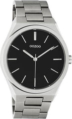 OOZOO C10521 40MM Timepieces Silver Metallic Bracelet - Κοσμηματοπωλείο Goldy