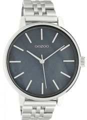 OOZOO C10623 42MM Timepieces Silver Bracelet - Goldy Jewelry