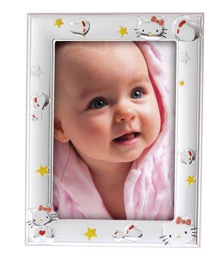 Children's Silver Frame MA / 123-DR 9cm x 13cm - Goldy Jewelry Store