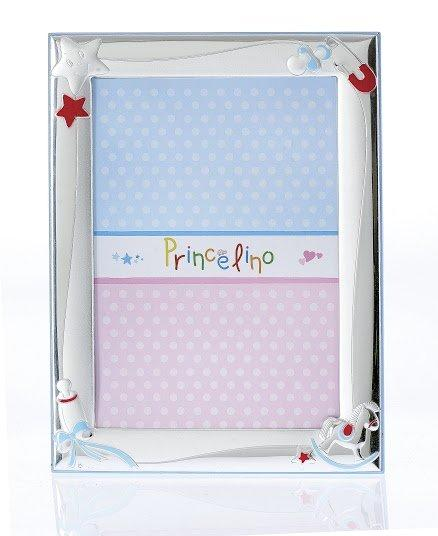 Children's Silver Frame MA / 127-BC 13cm x 18cm - Goldy Jewelry Store