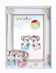 Children's Silver Frame MA / 131-BR 13cm x 18cm - Goldy Jewelry Store