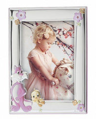 Children's Silver Frame MA / 132-DR 9cm x 13cm - Goldy Jewelry Store