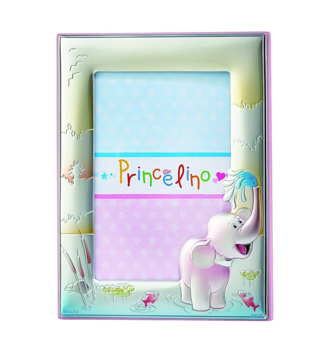Children's Silver Frame MA / 133-BR 13CM X 18CM - Goldy Jewelry Store