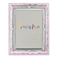Children's Silver Frame MA / 143D-R 9cm x 13cm - Goldy Jewelry Store