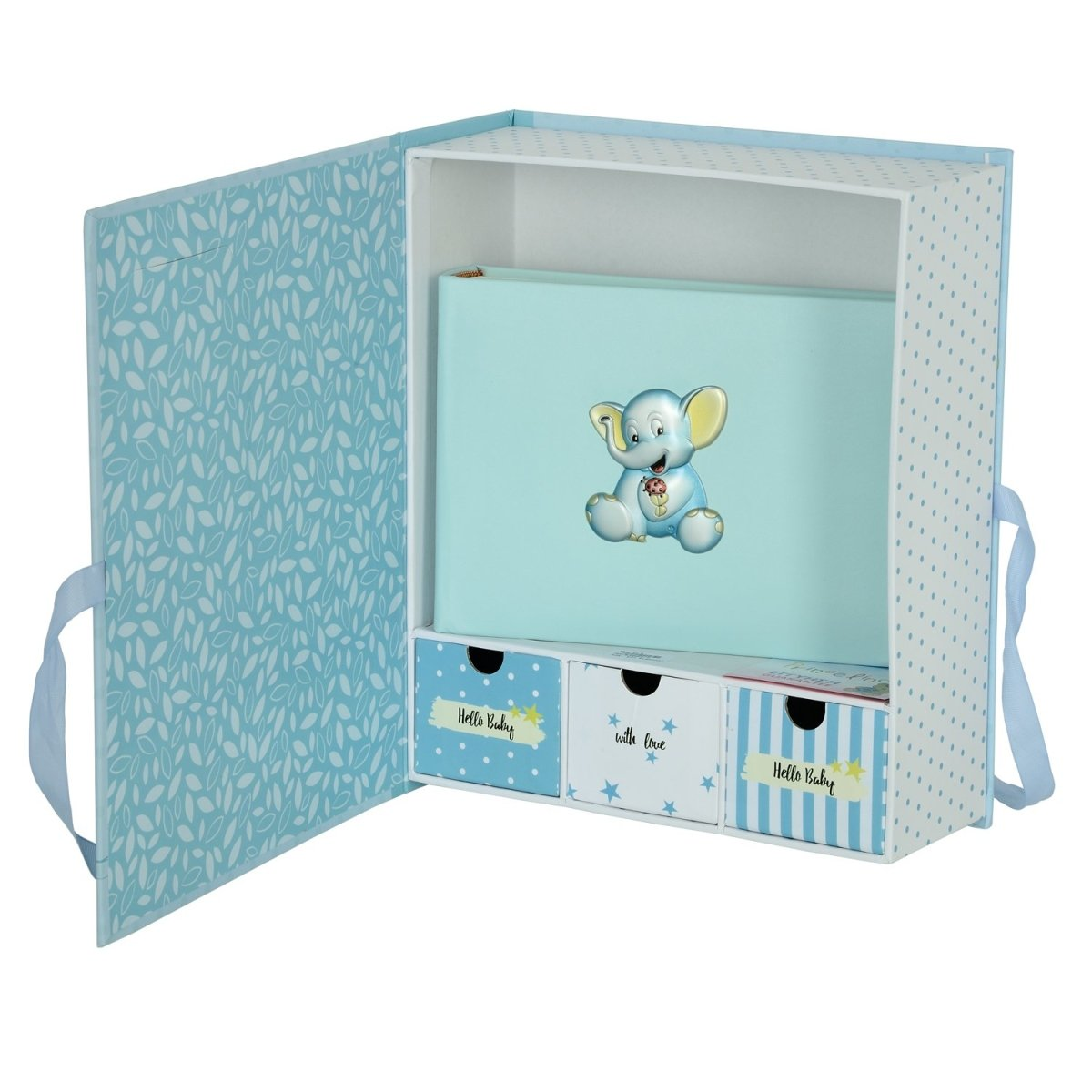 Children's Box MA / BX002-C for Souvenirs From Silver for Boy - Goldy Jewelry Store