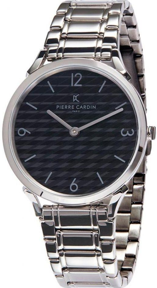 Pierre Cardin CPI.2019 Pigalle Silver Stainless Steel Bracelet - Goldy Jewelry Store