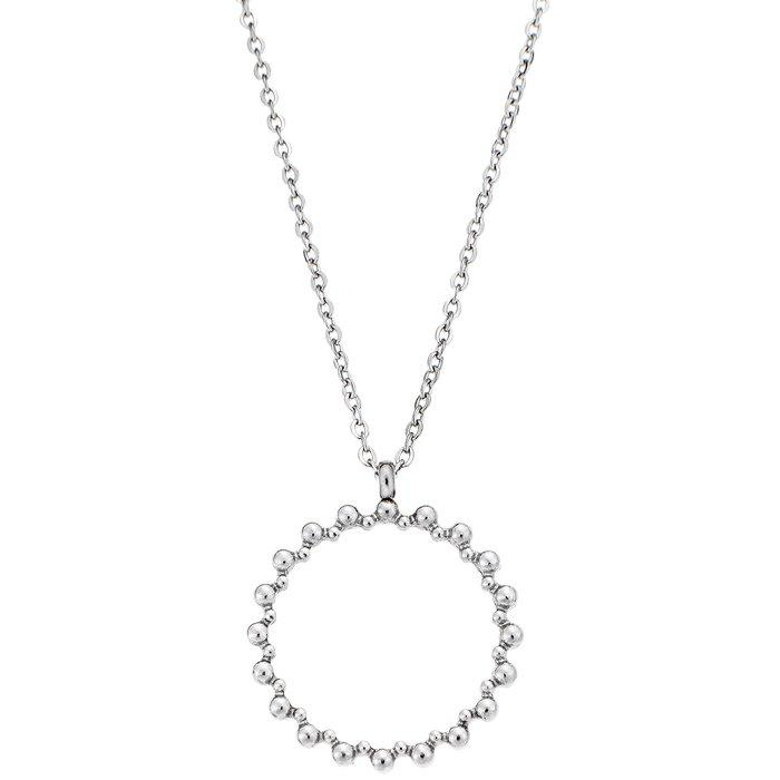 Puppis PUP28779S Steel Necklace - Goldy Jewelry Store