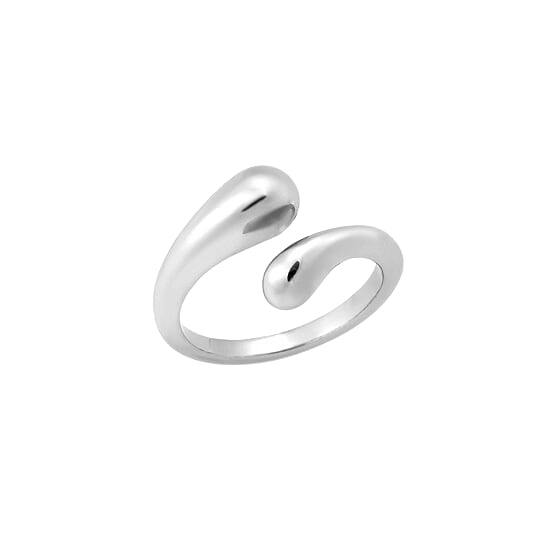 Puppis PUR11380S Steel Ring - Goldy Jewelry Store