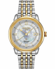 ROAMER R957660472390 R-Matic Two Tone Stainless Steel Bracelet - Goldy Jewelry