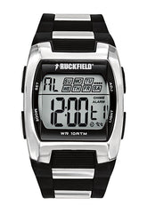 Ruckfield 685012 Black Rubber Strap - Goldy Jewelry