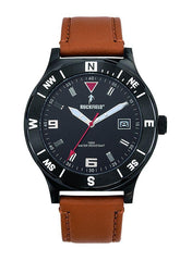 Ruckfield 685016 Brown Leather Strap - Goldy Jewelry
