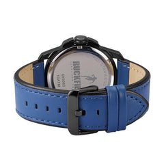 Ruckfield 685083 Blue Leather Strap - Goldy Jewelry