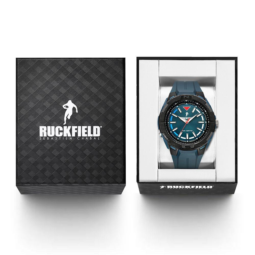 Ruckfield 685087 Blue Rubber Strap - Goldy Jewelry