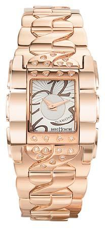 Saint Honore 7171528AYBR Gala Collection Diamond Rose Gold Stainless Steel Bracelet - Κοσμηματοπωλείο Goldy