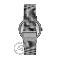 SKAGEN SKW6577 Signature Grey Stainless Steel Bracelet - Κοσμηματοπωλείο Goldy