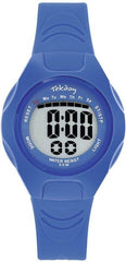 TEKDAY 654664 Blue Rubber Strap - Goldy Jewelry Store
