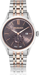TRUSSARDI R2453105002 Two Tone Stainless Steel Bracelet - Κοσμηματοπωλείο Goldy