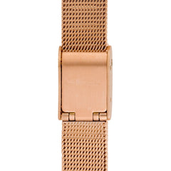 US POLO USP5843RG Helen Rose Gold Stainless Steel Bracelet - Goldy Jewelry Store