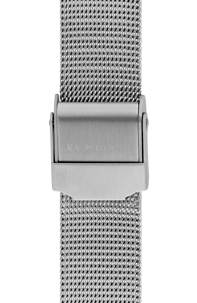 US POLO USP5869RG Angelique Crystals Stainless Steel Bracelet - Goldy Jewelry