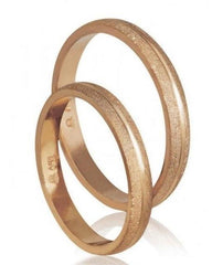 Golden Wedding Rings 401 Stergiadis - Goldy Jewelry Store