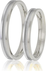 Golden Wedding Rings B2 Stergiadis - Goldy Jewelry Store