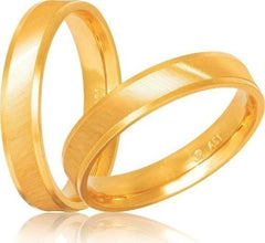 Golden Wedding Ring S6 Stergiadis - Goldy Jewelry Store