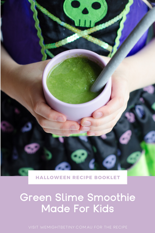 Green Slime Smoothie
