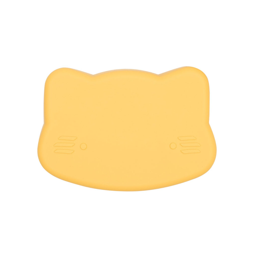 Cat snackie - Yellow