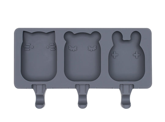 Icy pole Mould - Charcoal (pre-order)