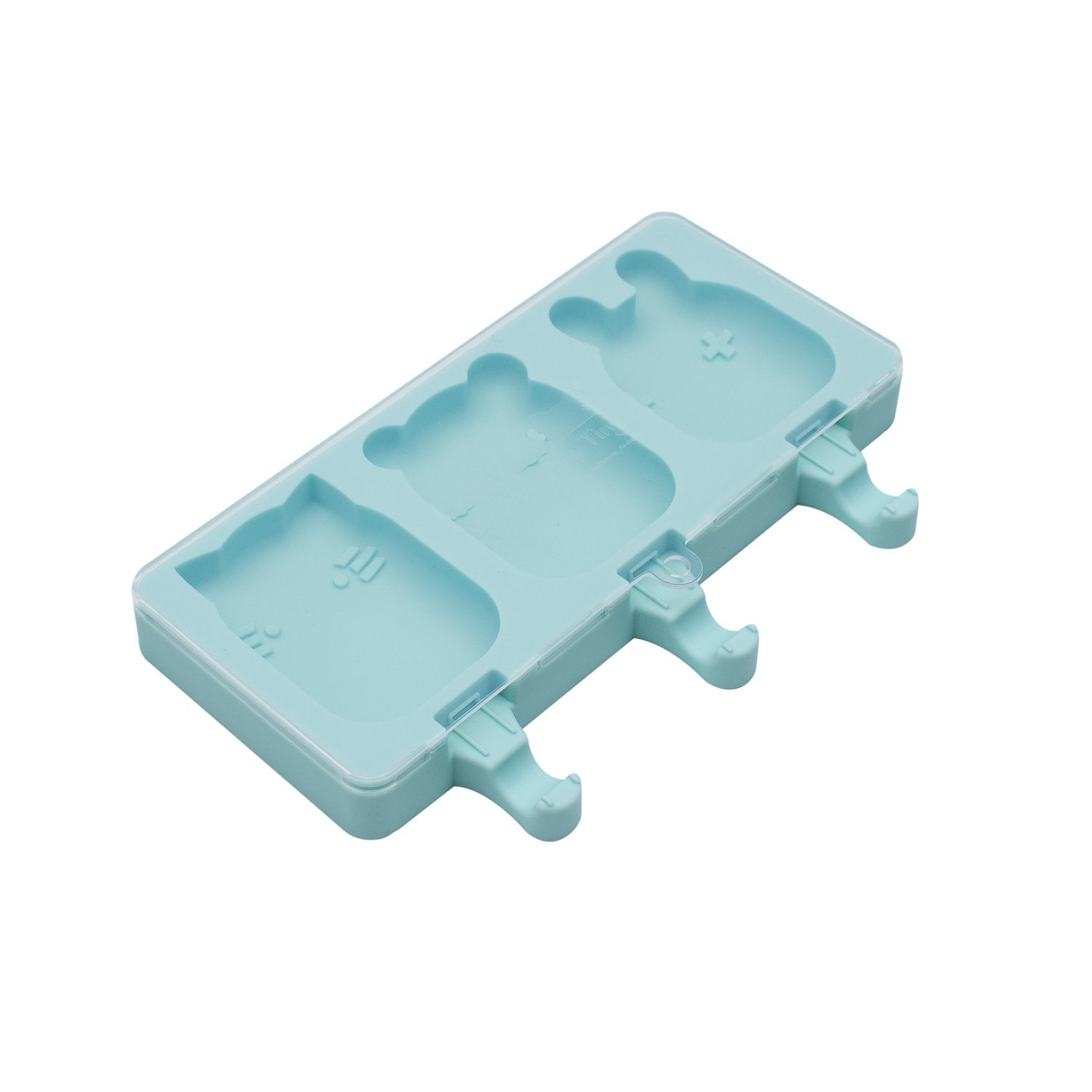 Ice Pop Mold - Minty Green