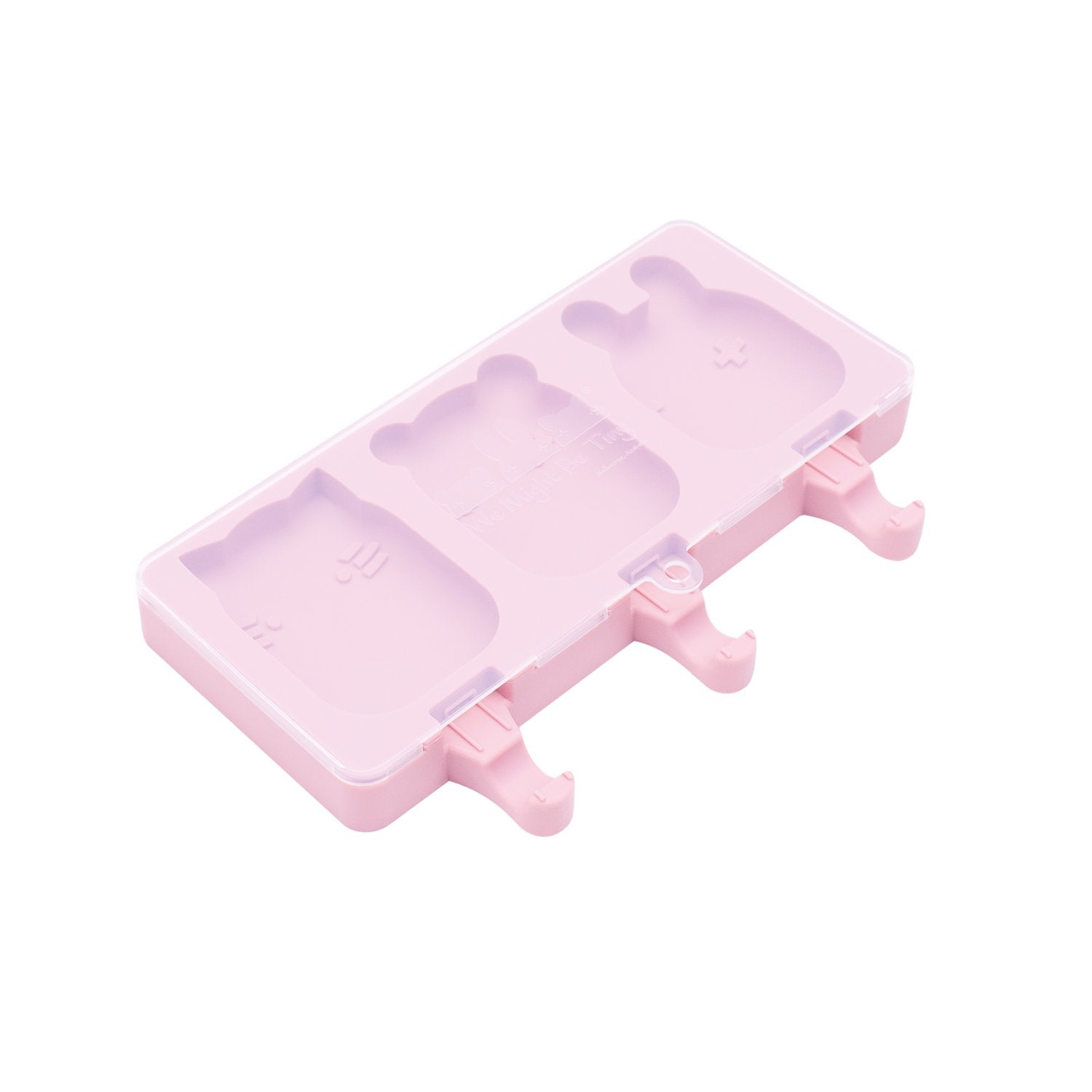 Ice Pop Mold - Powder Pink