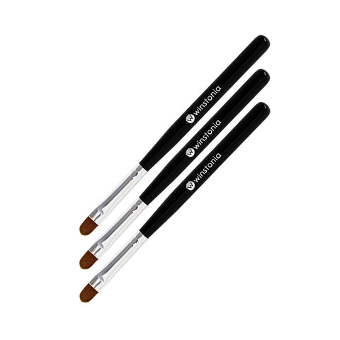 3 Pcs Multi-Purpose Brushes Set