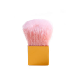 Nail Dust Brush - Pink