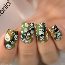 Load image into Gallery viewer, Nail Art Stamping Plates Set | Halloween Collection
