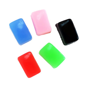 Rectangular Refill Pads | 5 Colors Silicone
