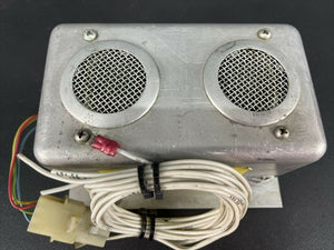 Cessna  Dual Warning Box 2070005-23 With Speaker  Alt Number 2070005-201