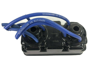 Bendix Dual Magneto Cap And Leads