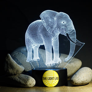 Gigas - The Light Lab - Lampe 3D