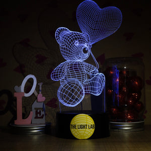 Fide - The Light Lab - Lampe 3D