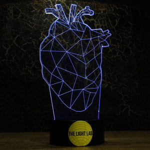 Familia - The Light Lab - Lampe 3D