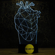 Charger l'image dans la galerie, Familia - The Light Lab - Lampe 3D
