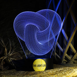 Fusura - The Light Lab - Lampe 3D