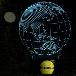 Orbis - The Light Lab - Lampe 3D