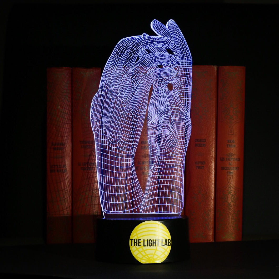 Unio - The Light Lab - Lampe 3D